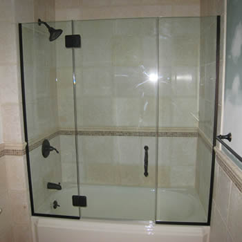 Fitting A Frameless Shower Enclosure Requires A Skilled Professional. Our  In House Service Provides You With The Confidence And Peace Of Mind Knowing  That ...
